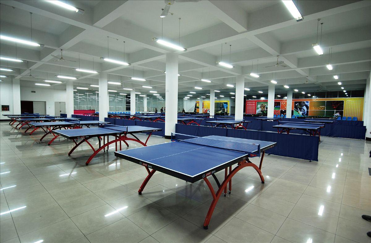 大学生活动中心-乒乓球馆
